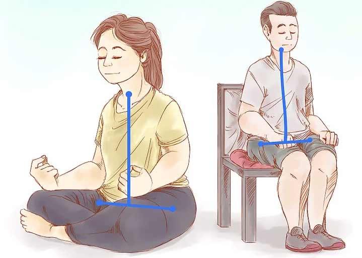 cum sa meditezi pozitie