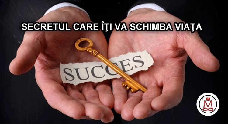 care este cheia succesului