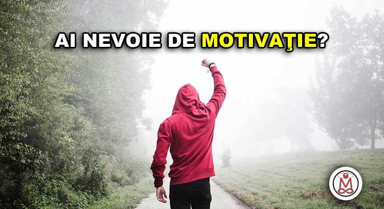 cum sa fii motivat