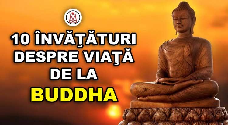 invataturile lui buddha