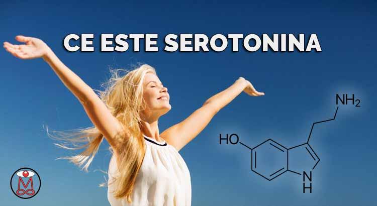 ce este serotonina
