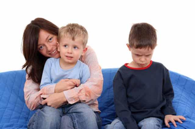 efectul de halo in familie
